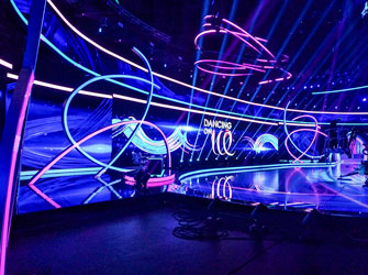 ArKaos New 4K Media Servers Dance on Ice on TV in Germany